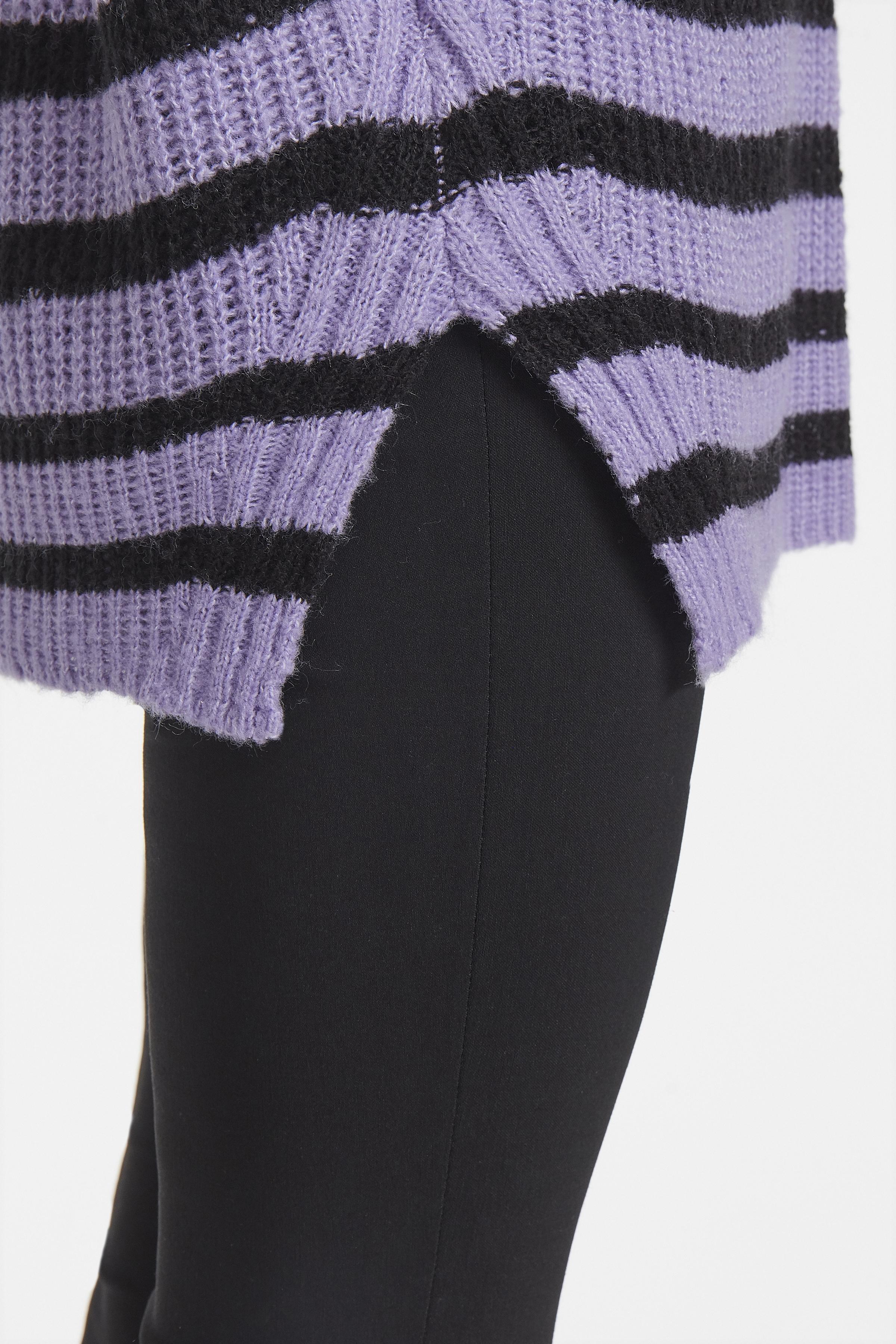 Violet Tulip Combi Strickpullover von b.young – Kaufen Sie Violet Tulip Combi Strickpullover aus Größe XS-XXL hier