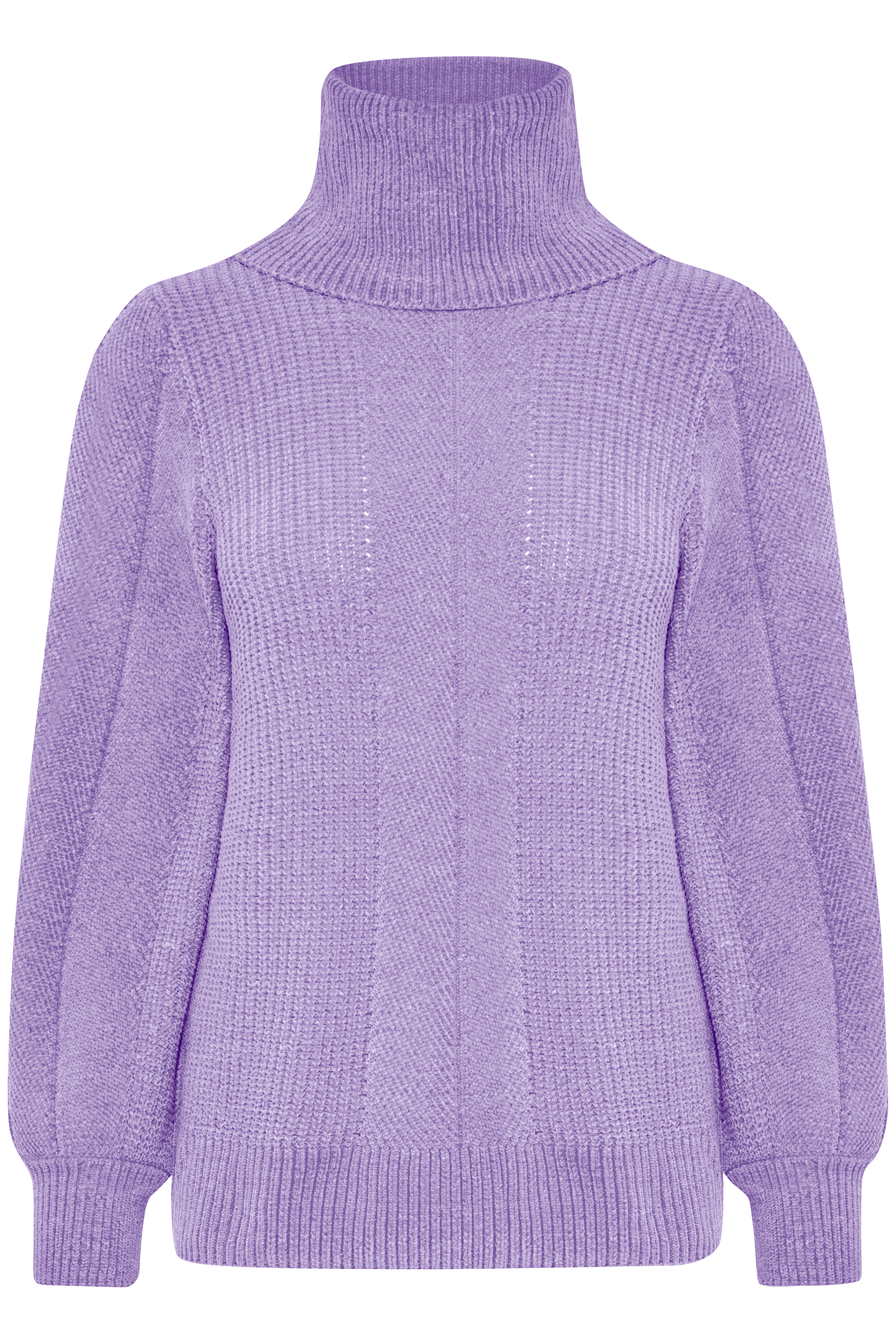 Violet Tulip Knitted pullover from b.young – Buy Violet Tulip Knitted pullover from size S-XXL here