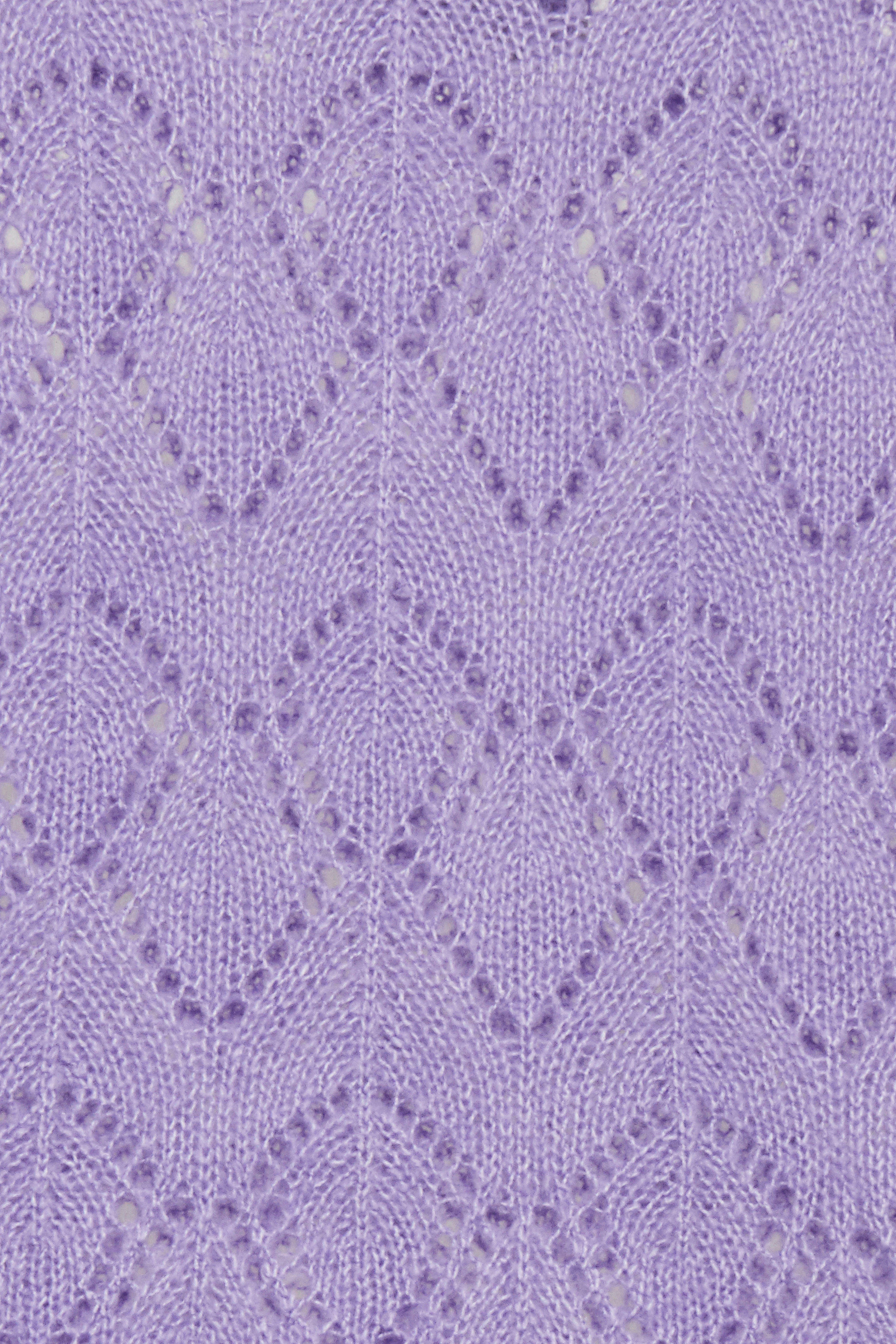 Violet Tulip Mel. Pullover van b.young – Koop Violet Tulip Mel. Pullover hier van size XS-XXL