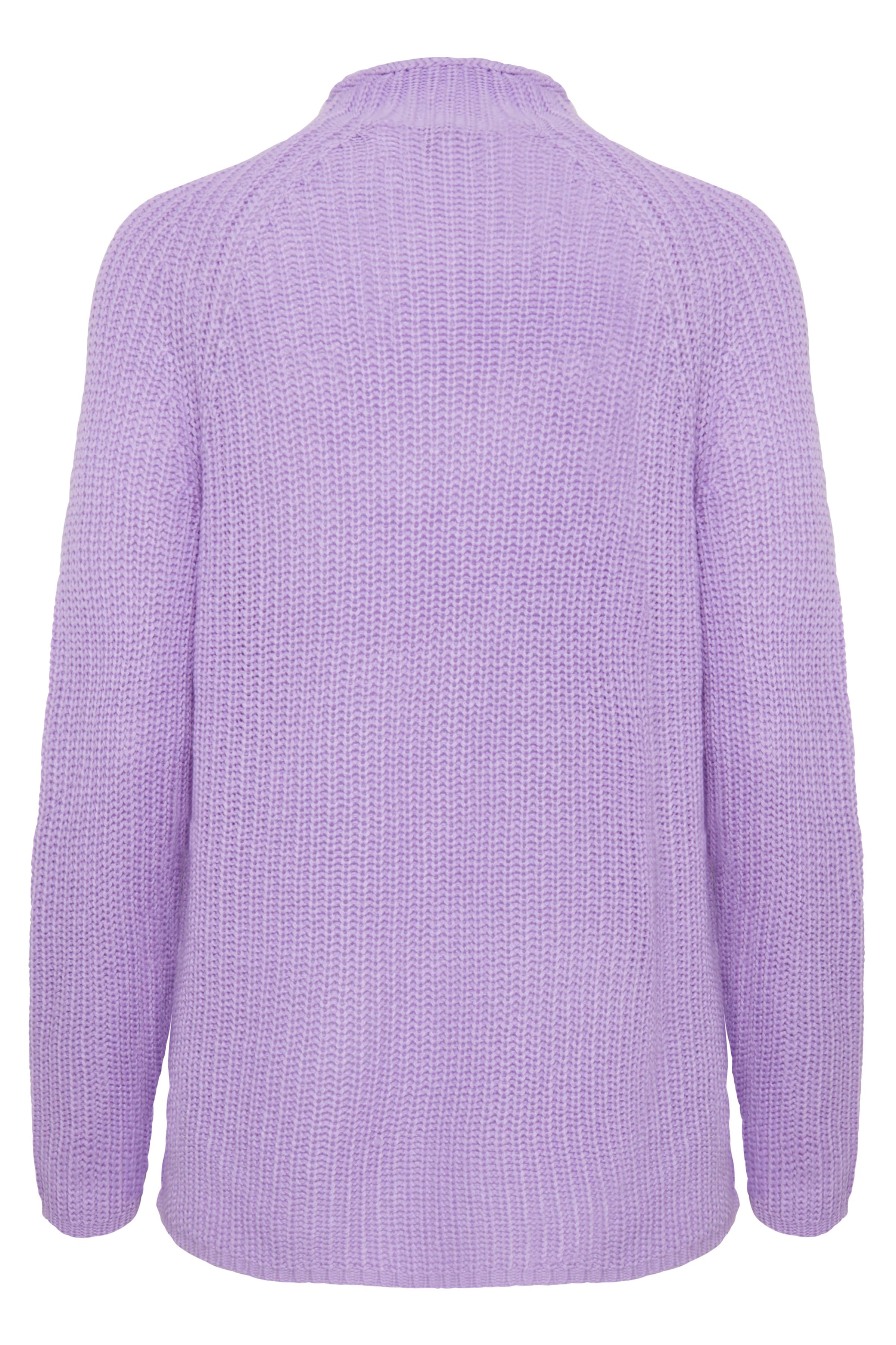 Violet Tulip Stickad pullover från b.young – Köp Violet Tulip Stickad pullover från storlek XS-XXL här