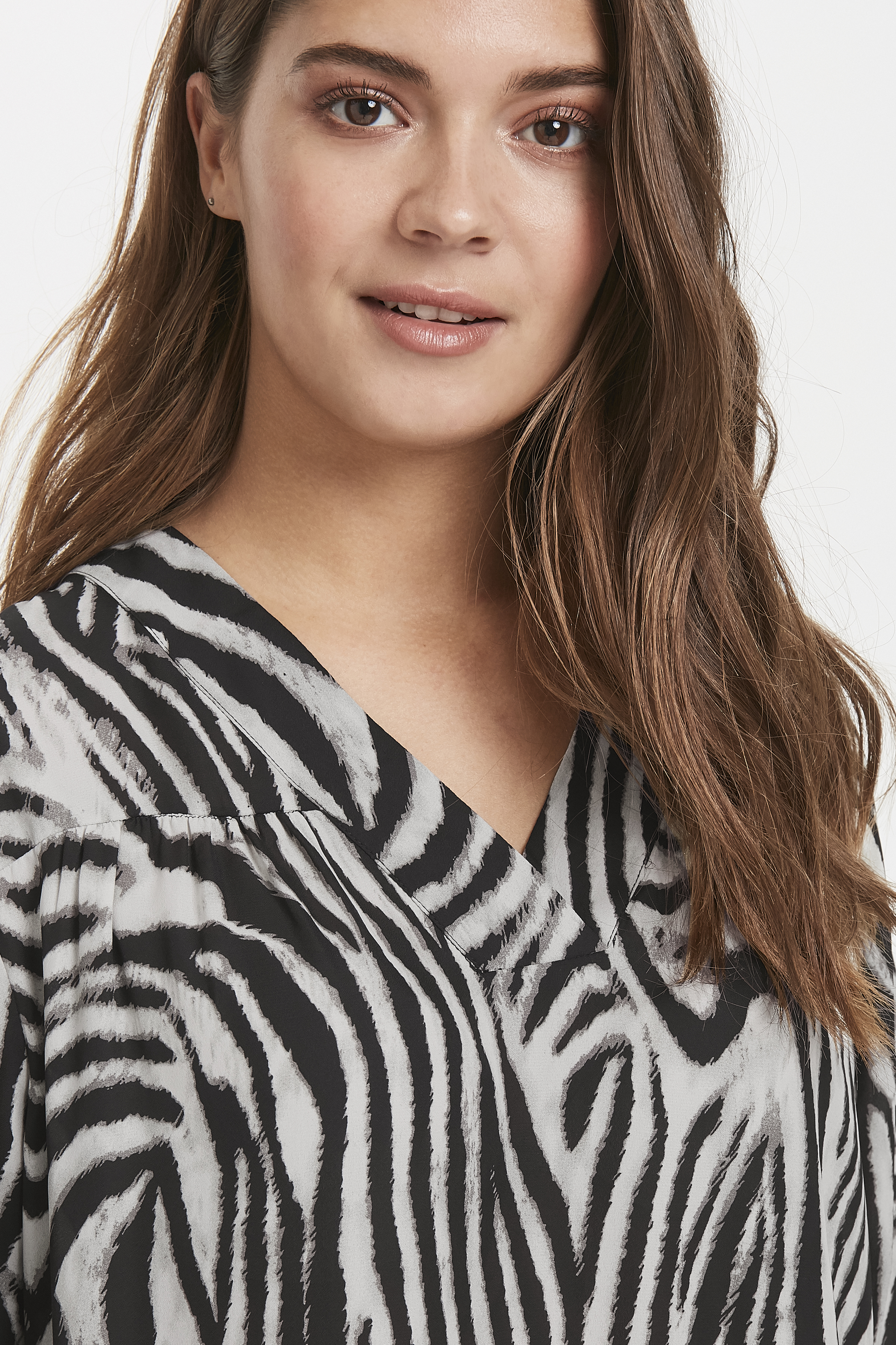 Zebra combi 1 Dress from b.young – Buy Zebra combi 1 Dress from size 34-42 here