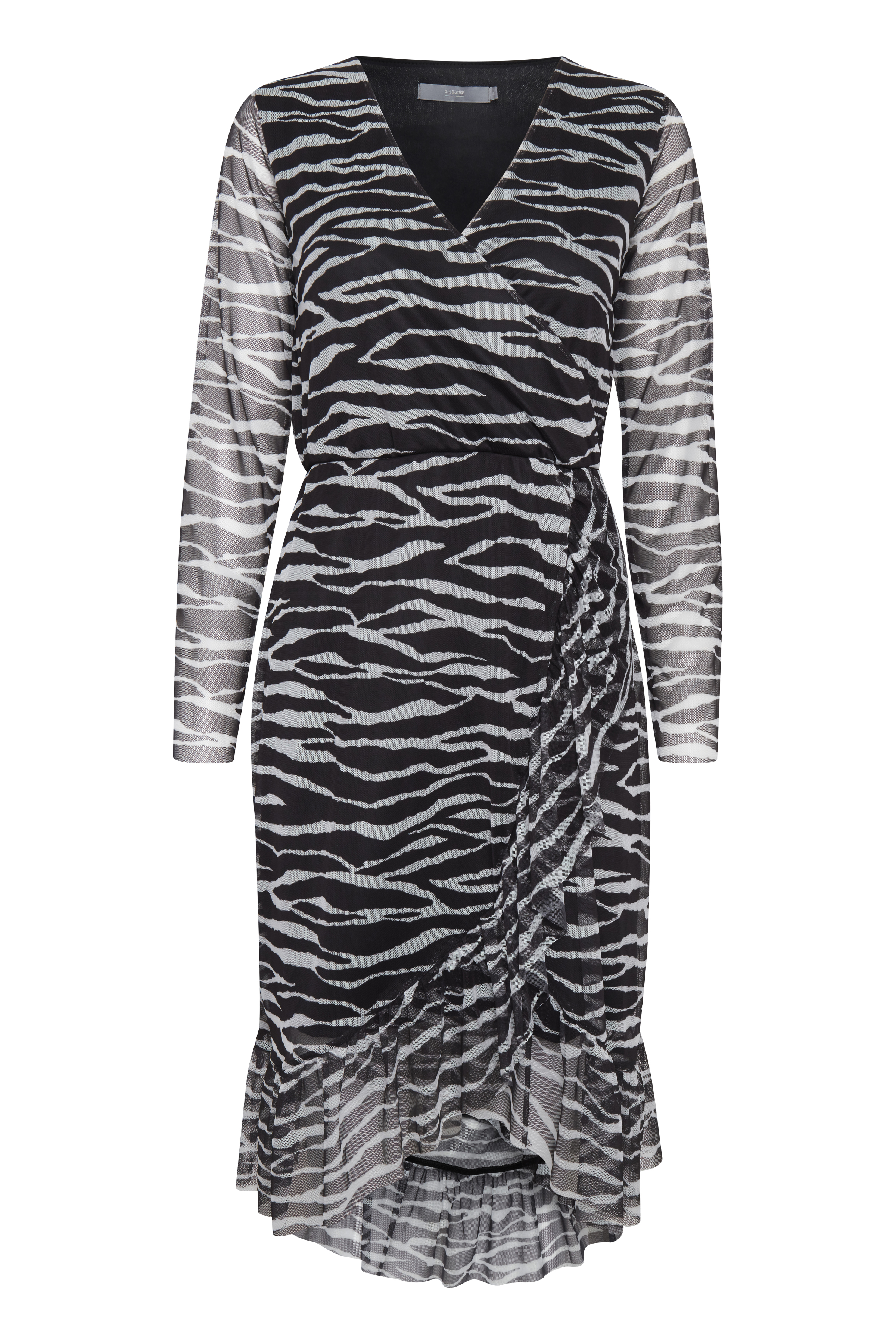 Zebra combi 1 Jersey dress from b.young – Buy Zebra combi 1 Jersey dress from size XS-XL here