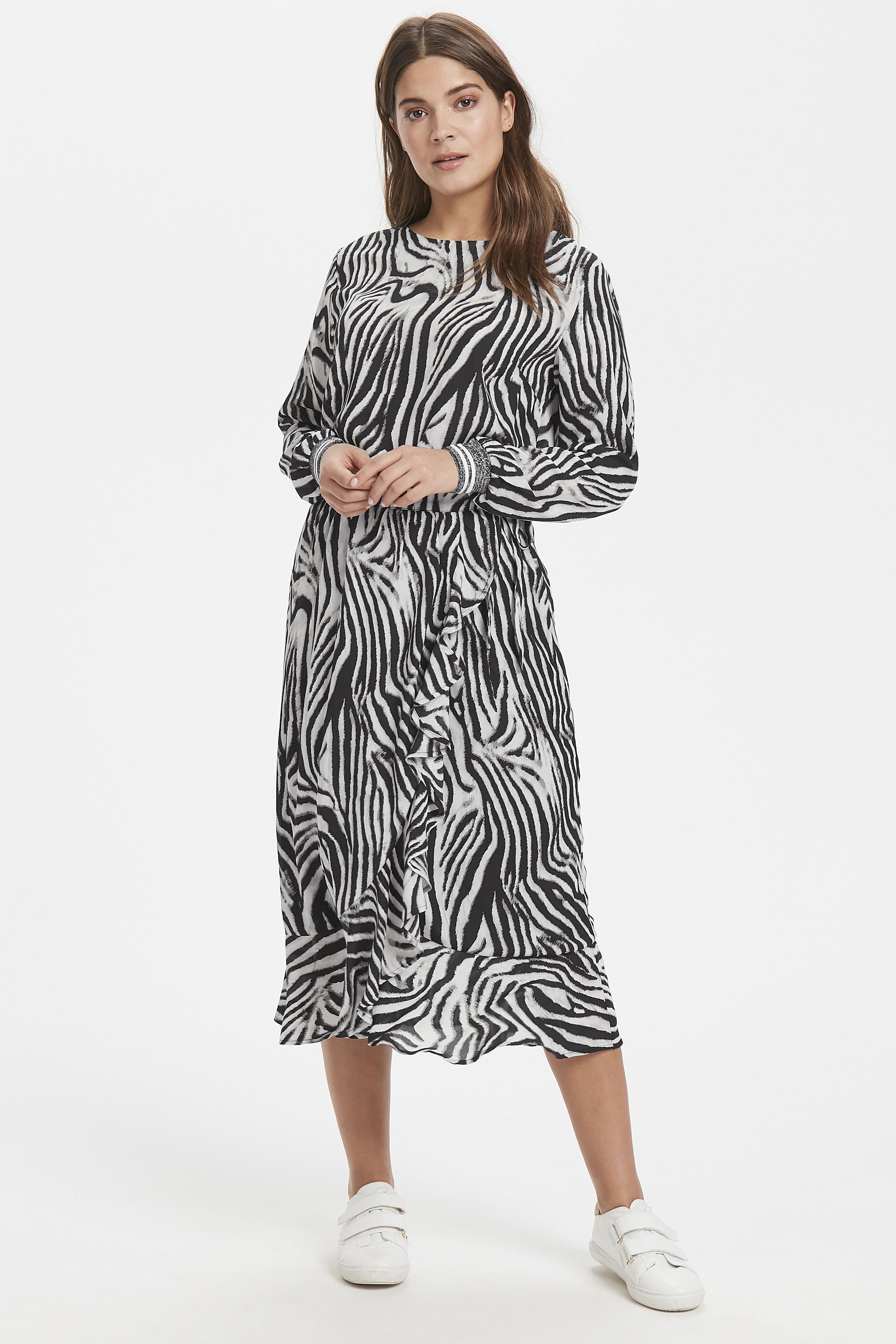 Zebra combi 1 Kjol från b.young – Köp Zebra combi 1 Kjol från storlek 34-42 här