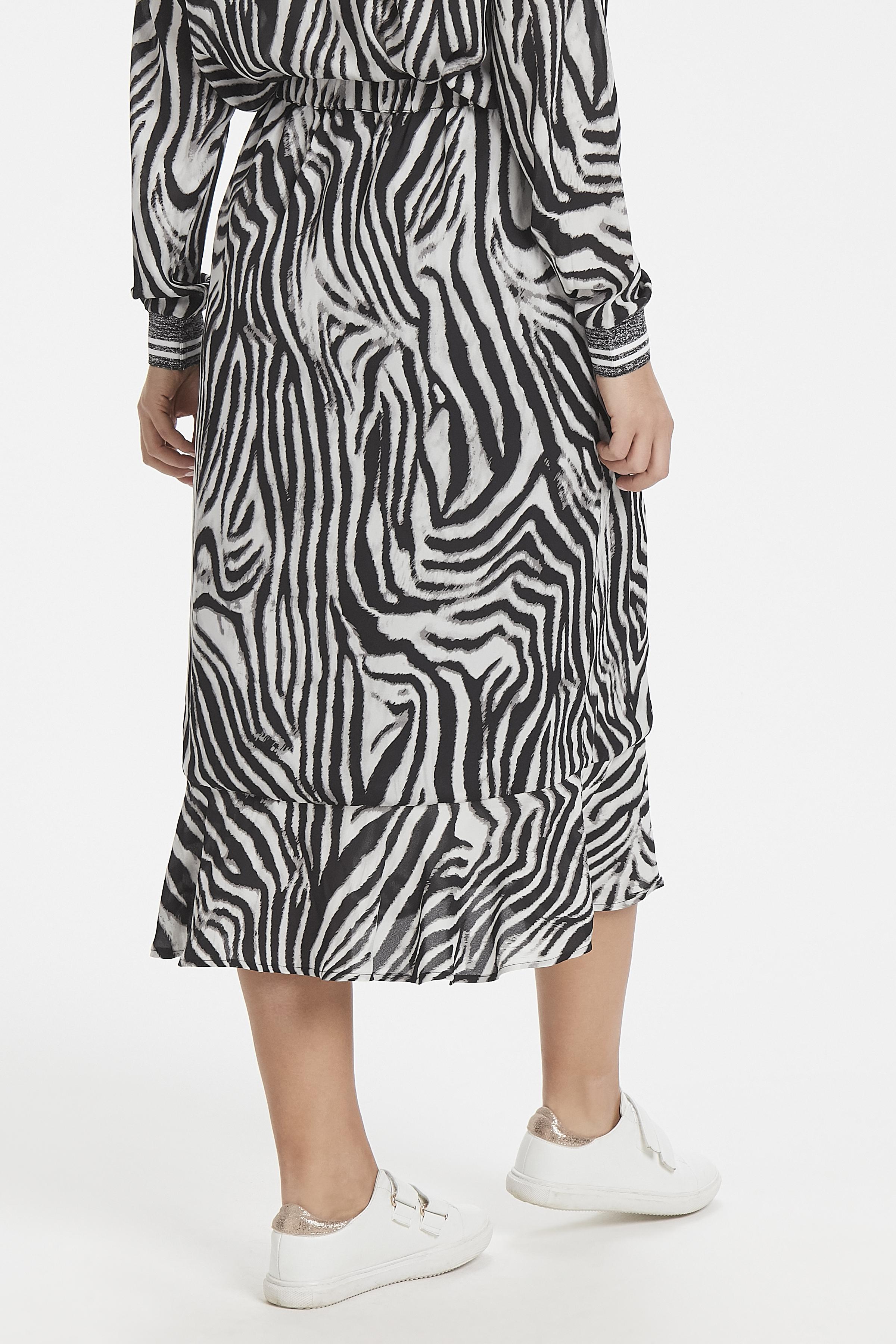 Zebra combi 1 Skirt from b.young – Buy Zebra combi 1 Skirt from size 34-42 here