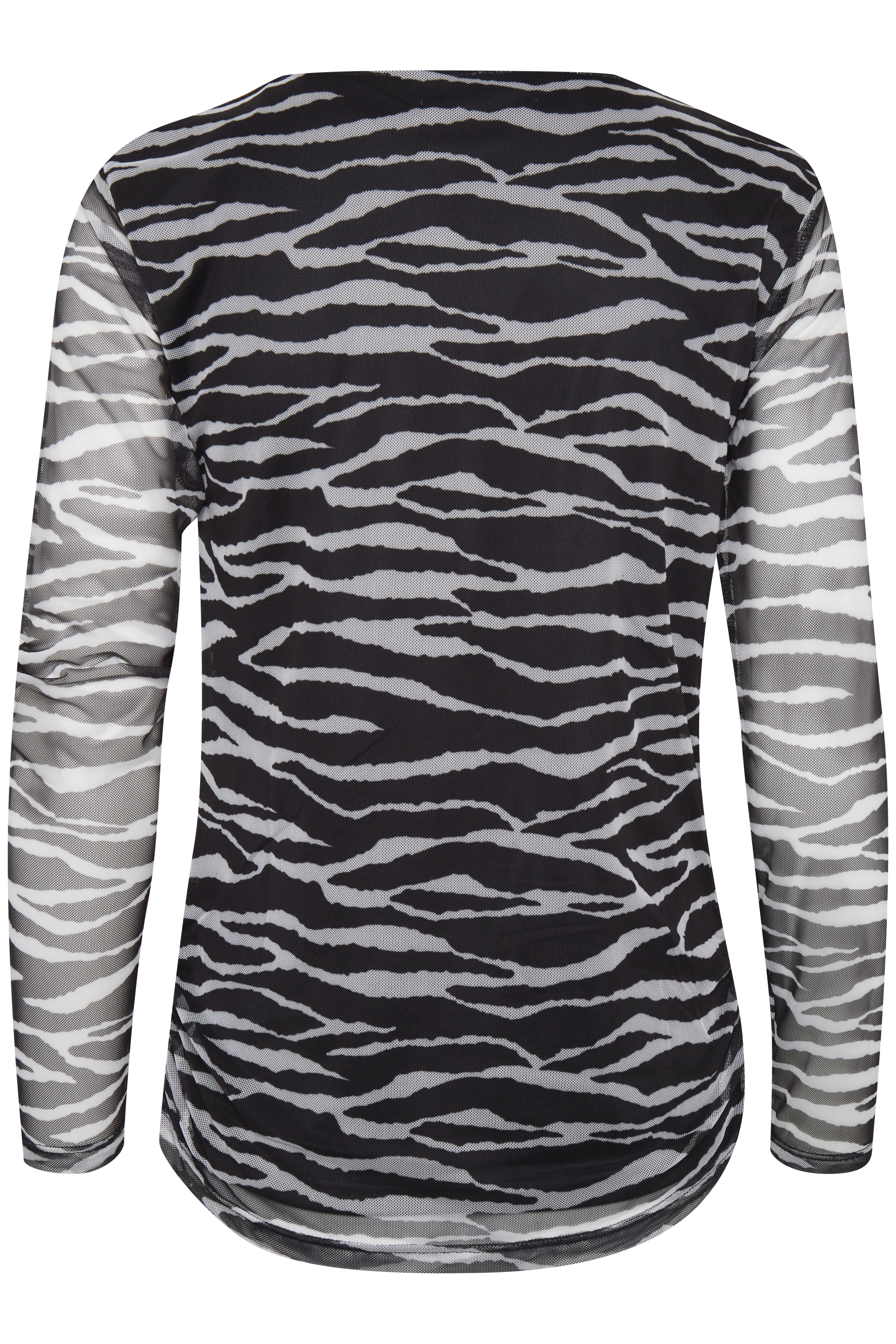 Zebra combi 1 T-shirt von b.young – Kaufen Sie Zebra combi 1 T-shirt aus Größe XS-XL hier