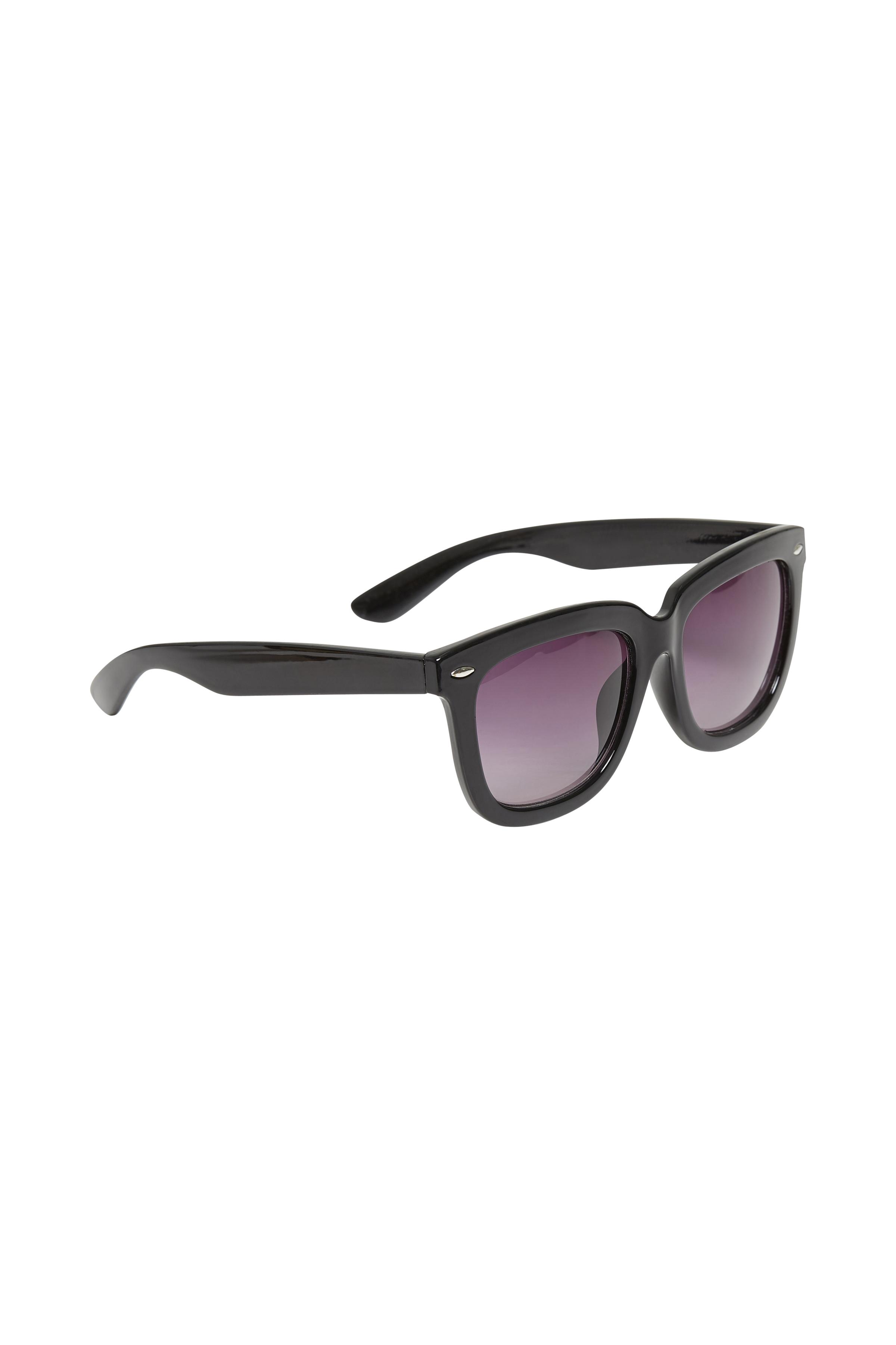 Zwart Zonnebril van b.young – Koop Zwart Zonnebril hier van size ONE